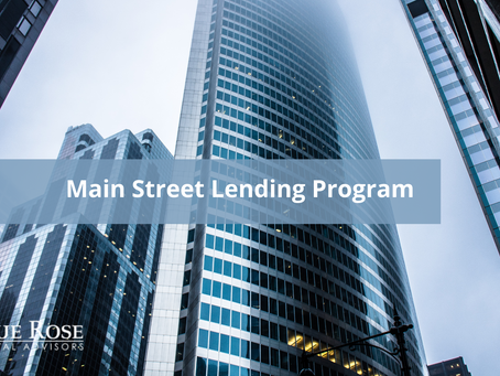 The Shield: Main Street Lending Program