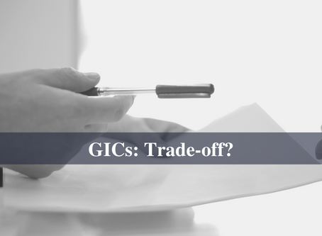 GICs: What's the Trade-off?