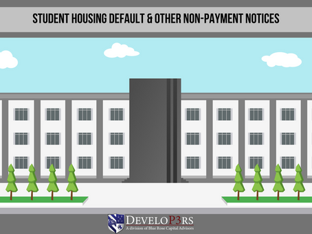 Student Housing Default and other Non-Payment Notices