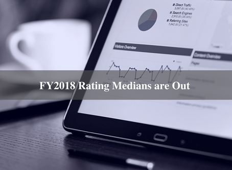 FY2018 Rating Medians are Out:  Credit Analysts Report Similar Trends Within Higher Education