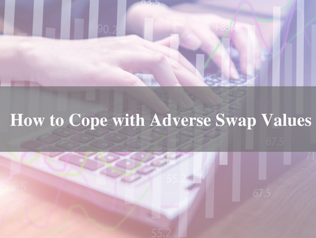 How to Cope with Adverse Swap Values