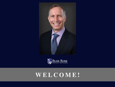 30-year Industry Veteran Sam Gruer Joins Blue Rose Capital Advisors