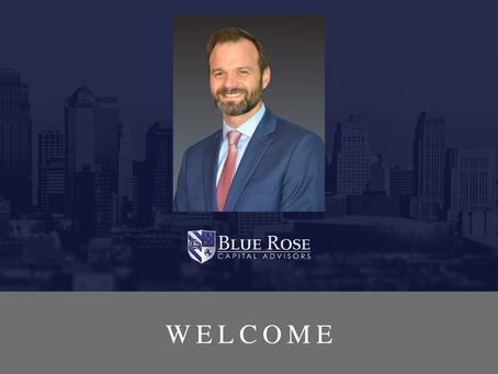 John Elliott joins Blue Rose Capital Advisors as Associate