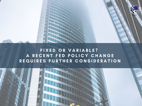 The Shield: Fixed or Variable? A Recent Fed Policy Change Requires Further Consideration