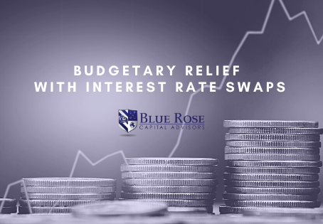 Budgetary Relief with Interest Rate Swaps