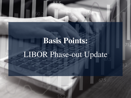 Basis Points - LIBOR Phase-out Update