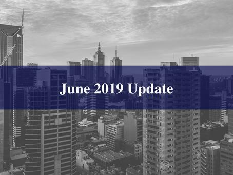 June 2019 Municipal Market Update