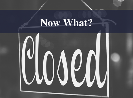 The SLGS Window is Closed…Now What?