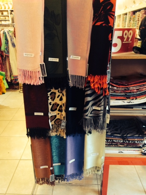 Scarves for all seasons