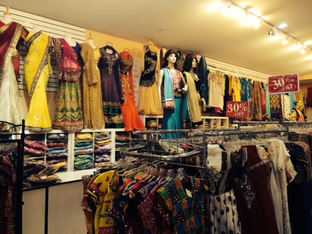 Sarees & Dresses