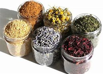 Mini Egyptian Herbal list