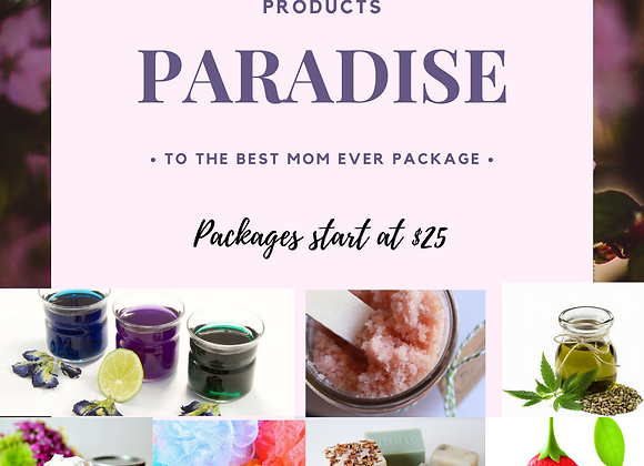Packages and Gift sets