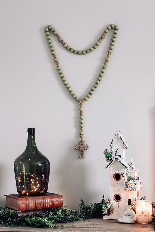 Large Wall Rosary