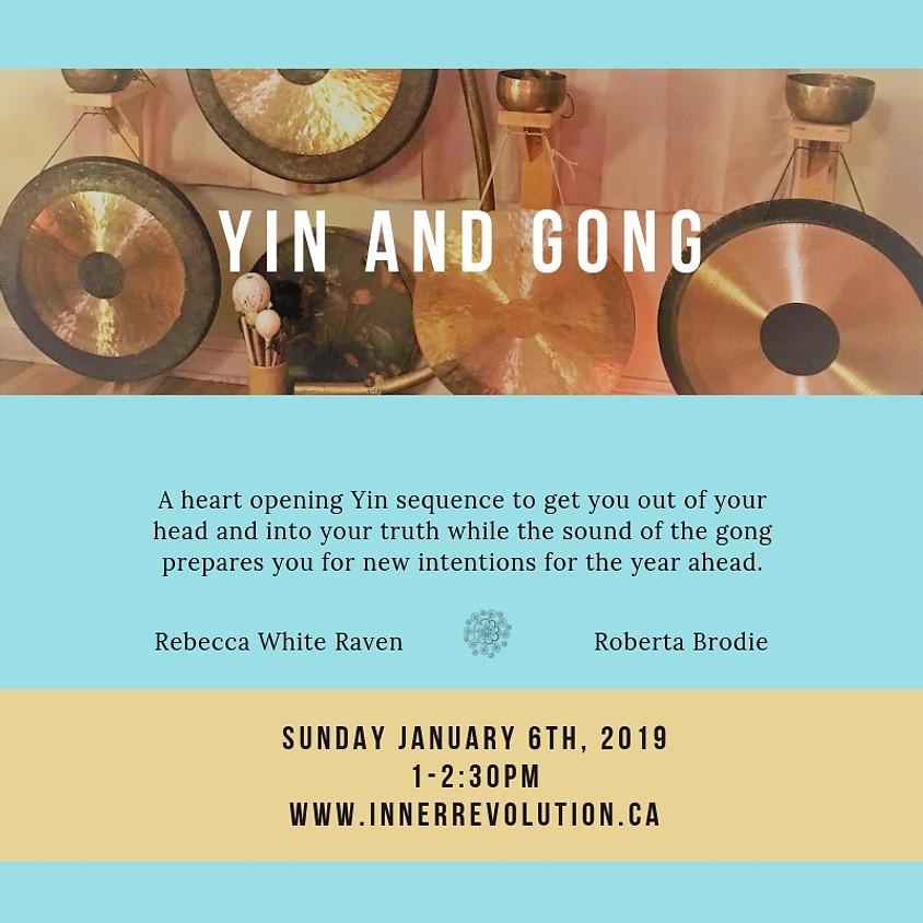 Yin & Gong Sound Bath