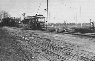 020-01-x-trolley at hatboro junction1909