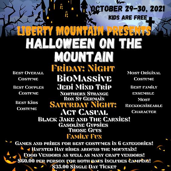 Halloween On The Mountain