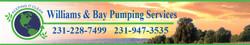 Williams & Bay Pumping