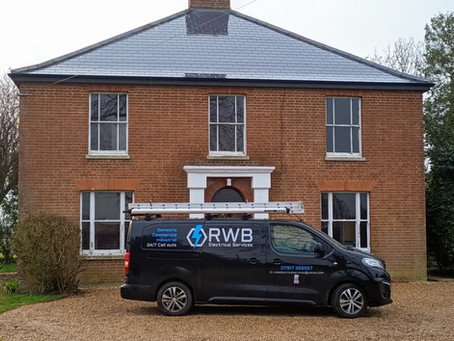 Re-Wire of Premises