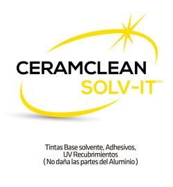 CERAM CLEAN SOLV IT