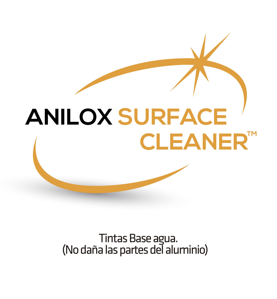 Anilox surface cleaner