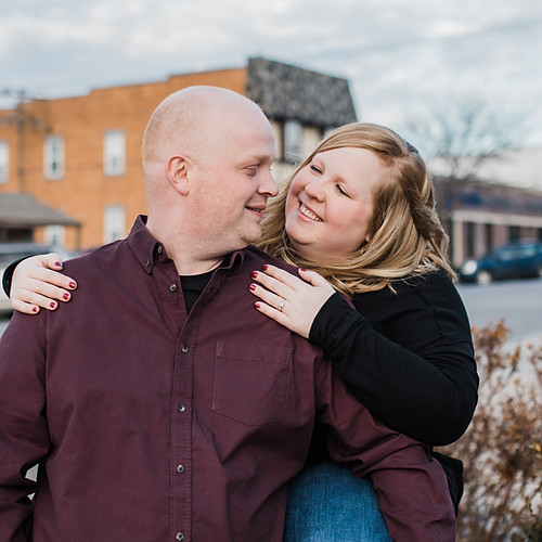 Jeanie and Duncan | Engagement