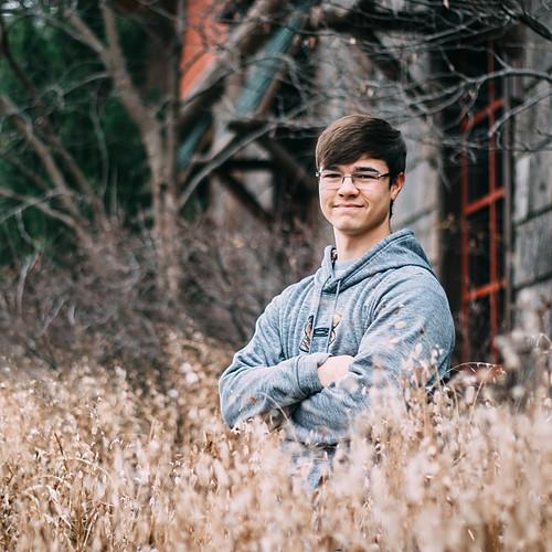 Brandon Lewter | Senior Pictures