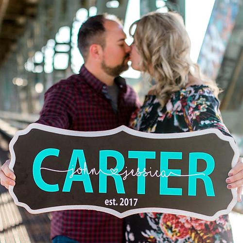 Jessica & John Carter Engagement