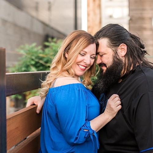 Chris & Christina | Engagement