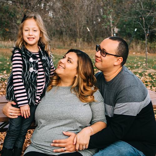 Ham Family | Maternity