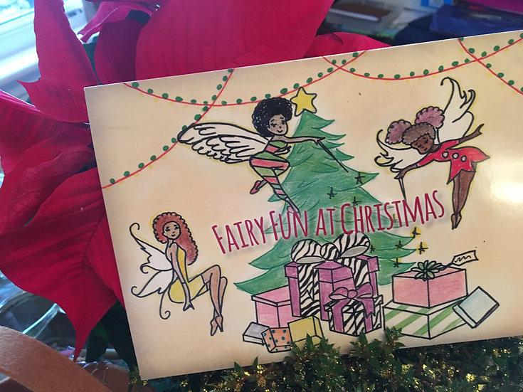 Fairy Fun at Christmas