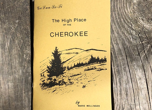 The High Place ofThe Cherokee