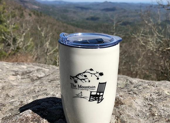 Mountain Ceramic To-Go Mug
