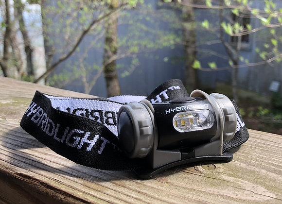 HybridSolar Headlamp