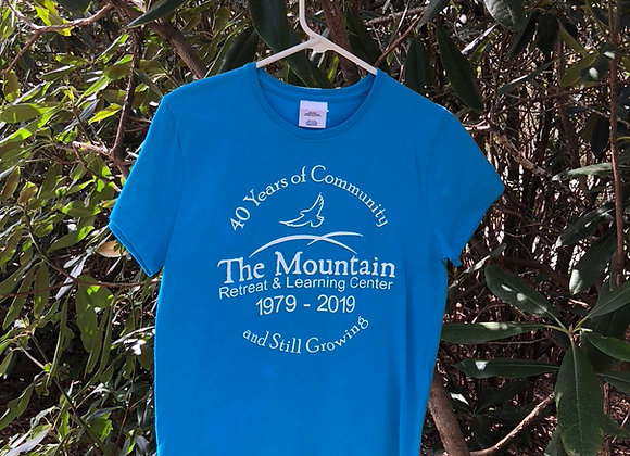 Mountain 40th Anniversary T-Shirt
