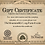 Thumbnail: Forest to Table Dinner Gift Certificate