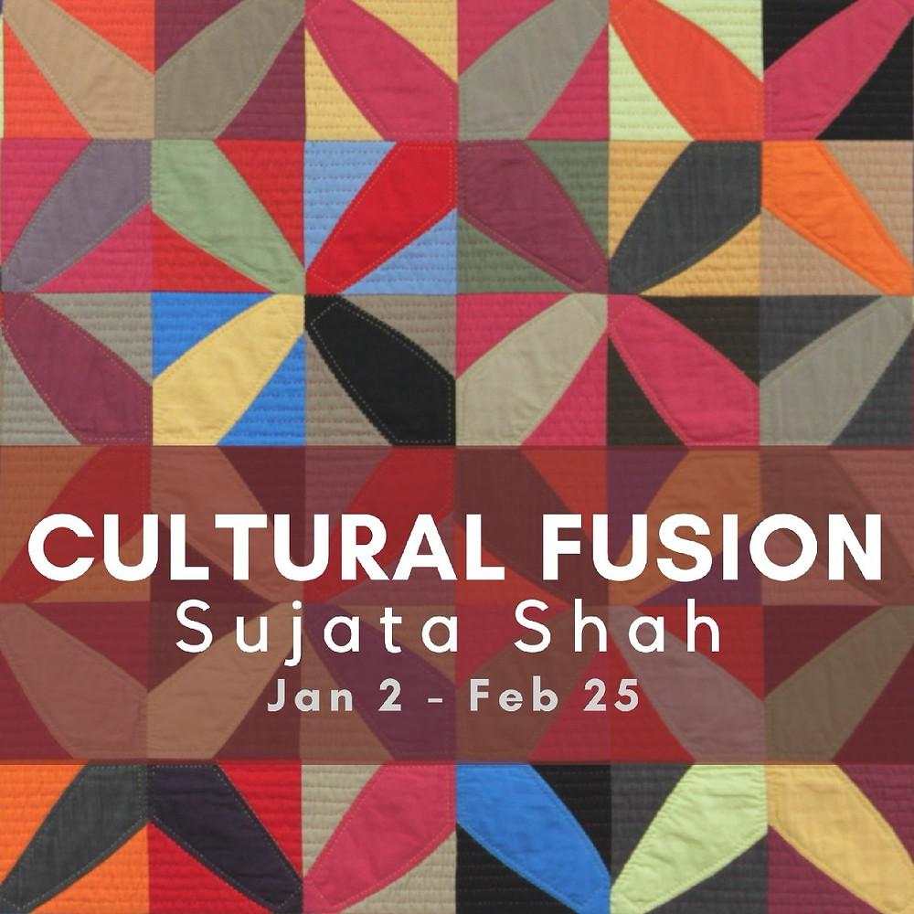 Cultural Fusion Gallery Exhibition, Sujata Shah
