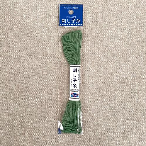 Green Sashiko Thread - Olympus #7