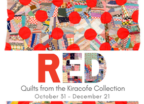RED - Quilts from the Kiracofe Collection