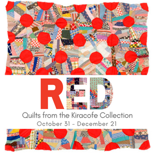 Red: Quilts from the Kiracofe Collection