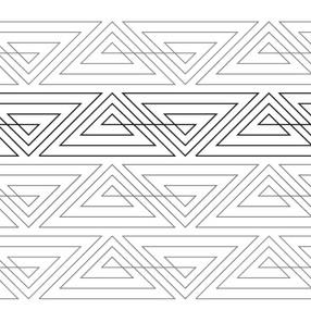 Navajo Slider: S, M, L
