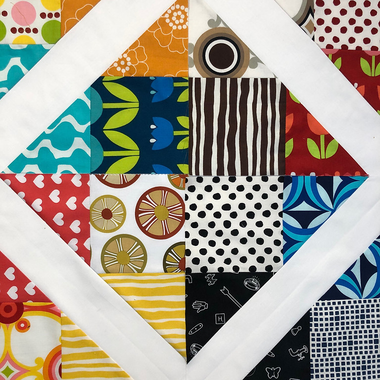 Learn to Quilt 102: Fun with 4 Patch