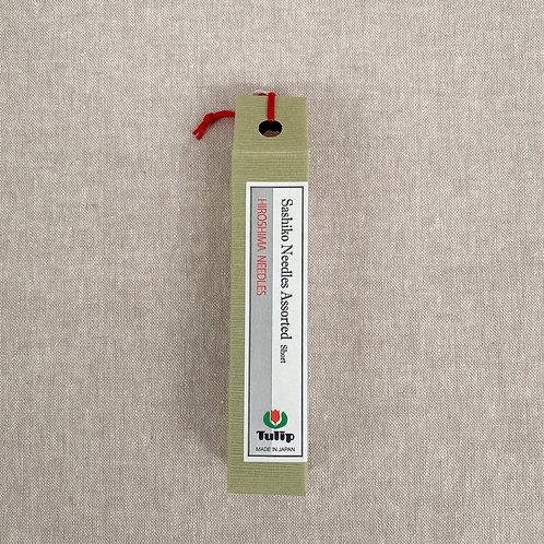 Tulip 6 Assorted Short Sashiko Needles