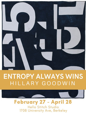 Hillary Goodwin: Entropy Always Wins