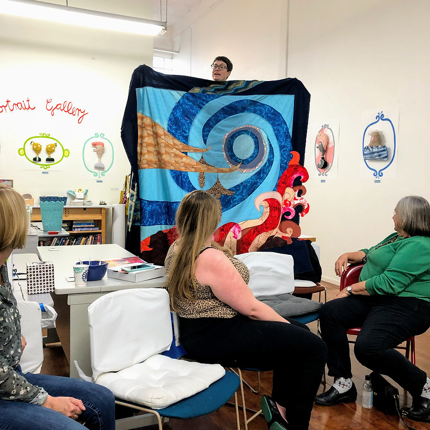 ONLINE: East Bay Modern Quilters Meet-up: July