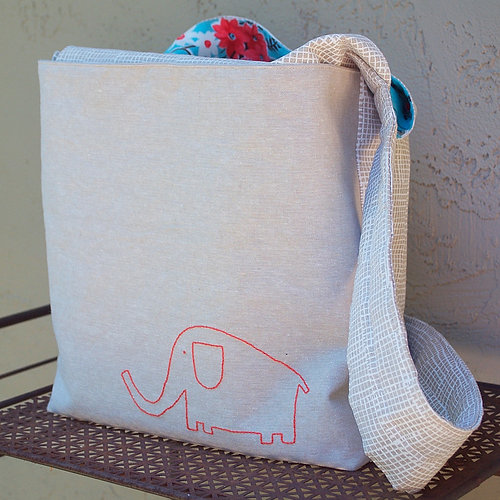Learn to Sew - Tote Bag