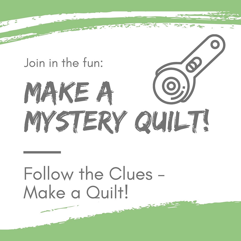 ONLINE: Make a Mystery Quilt!