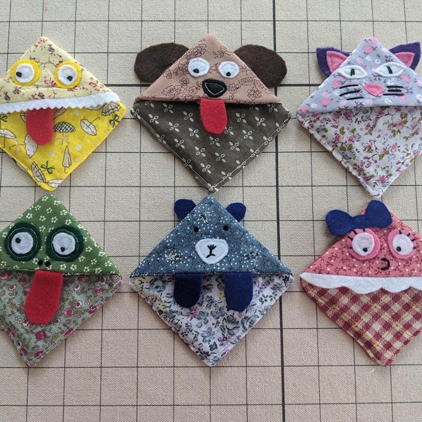 ONLINE: Camp Stitch Crafty Bookworm | Aug 2-6