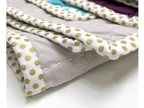 Quilt Binding in 10 Easy Steps