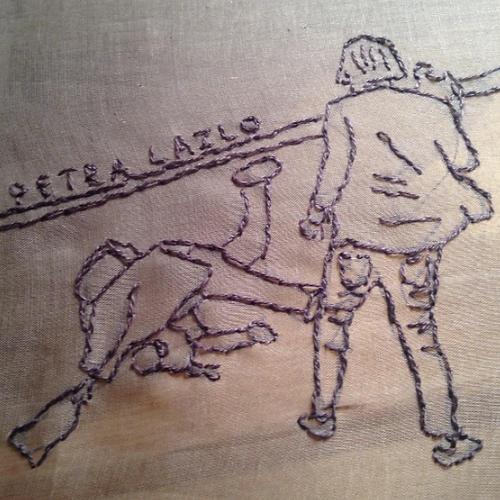 Kathryn Clark Embroidery