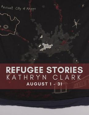 Kathryn Clark: Refugee Stories